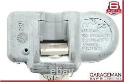 06-14 Mercedes W204 C300 CLS550 Tire Pressure Monitor Sensor Set of 3 433.92 MHz
