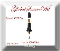 1000 x Tire Pressure Monitoring System (TPMS) Service Kit FitsFiat Ford Subaru