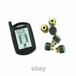 14 Sensor Truck Tyre Pressure Monitoring System Tpms For Caravan / Motorhome