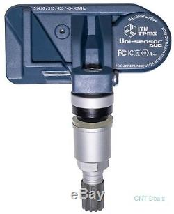 2008-2018 G37 G37S S TPMS Tire Pressure Monitoring Sensors 315mhz 433mhz