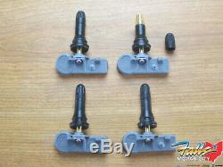 2010-2020 Chrysler Dodge Jeep Ram Tire Pressure Monitoring System Set Of 4 OEM