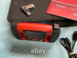 2020 UPDATE Snap On TPMS4 Tire Pressure Monitor System Scanner Diagnostic Unit