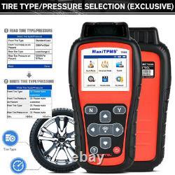 2021NEW! Autel TS508 OBD2 Tire Pressure Monitoring TPMS Service Programming Tool