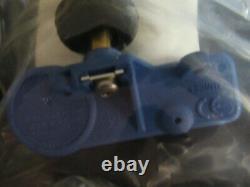 4 Genuine GM Tyre Pressure Monitoring Sensors 433MHz Brand New Vauxhall Saab etc