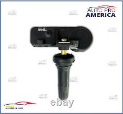 (4) New Oem Tpms Tire Pressure Monitoring Sensors Gmc Chevy 13586335