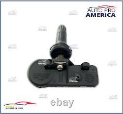 (4) New Tpms Tire Pressure Monitoring Sensors Gmc Chevy 13586335