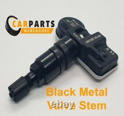 4 x Chrysler 300 300C TPMS Sensor Programmed Tyre Pressure Monitor Black