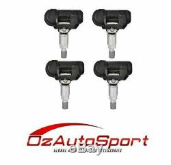 4 x Tyre Pressure Monitor Sensors TPMS for Mercedes Benz W212 W176 A0009050030