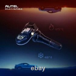 4pcs Autel MX-Sensors 2IN1 315Mhz 433Mhz TPMS Tire Pressure Monitor System Tool