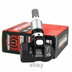 4pcs Autel TPMS Sensor 2 IN 1 315+433mhz MX-Sensors Tire Pressure Monitor System