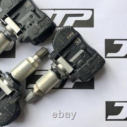 4x Genuine BMW TPMS OEM Tyre Pressure Monitoring Sensor Set Of Four 3610 6881890