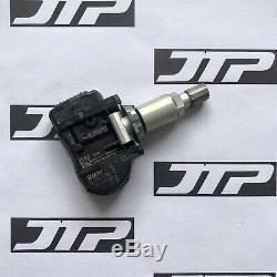 4x Genuine BMW TPMS RDCi OEM Tyre Pressure Sensor Monitoring Valve Set 6881890