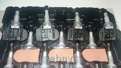 4x NEW Original TPMS RDKS Tire Pressure Monitor 433Mhz Hyundai Kia 52933-B1100