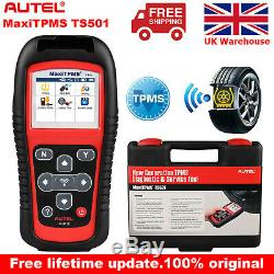 Autel MaxiTPMS TS501 OBD2 Tire Pressure Monitoring TPMS Reset Programming Tool
