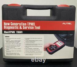 Autel MaxiTPMS TS501 Tire Pressure Monitoring System TPMS Reset Programming Tool