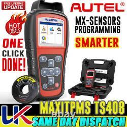 Autel TS408 for MX-Sensor Activation Tool Universal Car Tire Pressure Monitoring