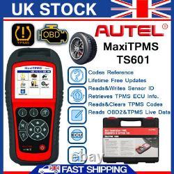 Autel TS601 TPMS Car Wheel Diagnostic Scanner Tool MX-Sensor Reset Reprogramming