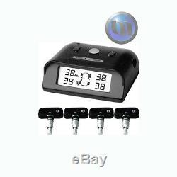 Axis Internal (valve Type) Wireless Tyre Pressure Monitoring System 4 Sensors