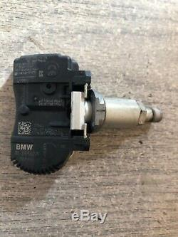 BMW TPMS 707355-10 Genuine OEM Tyre Pressure Monitoring Sensor 433MHz 6881891 X5