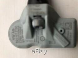 Bentley Tyre Pressure Monitor Sensors 5q0907275c 315mhz Price Is For 4