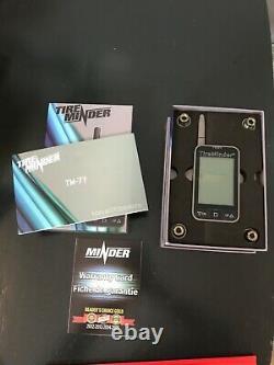 Brand NEW TireMinder 4 Transmitter Tire Pressure Monitoring System TM-77-4