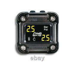CYCLOPS Motorcycle Tire Pressure Monitoring System fantastic kit