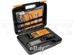 Dorman 974-505 Tire Pressure Sensor Monitoring Tpms Programmer Service Tool II