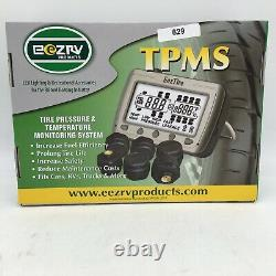 Eezrv Products TPMS4B Tire Pressure And Temperature Monitoring System