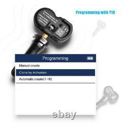 FOXWELL T1000 TPMS Activation Programming Tool TPMS Tire Pressure Monitor Sensor