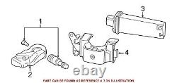 For BMW Genuine Tire Pressure Monitoring System Control Module 36106855180