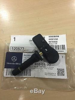 Genuine Mercedes Vito Class WD447 Tyre Pressure Monitor Sensor Set x 4