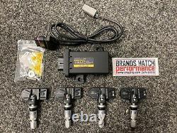 Haltech ECU TMS-4 Tyre Temperature Pressure Monitoring System Internal Sensors