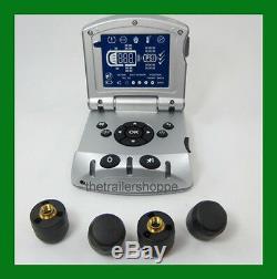 Hopkins Tire Pressure Monitoring System Sensor Nvision RV