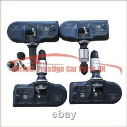 Jaguar Land Rover Tyre Pressure Monitor Valve set TPMS 315MHz TG1B