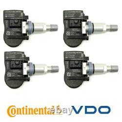 Land Rover Tire Pressure Monitor Sensor Range Lr3 Rr Sport Lr086928 Vdo