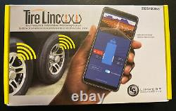 Lippert 2020106863 Set/4 Tire Pressure and Temperature Monitoring System New
