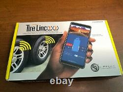 Lippert 2020106863 Set of 4 Tire Linc Pressure and Temperature Monitoring System