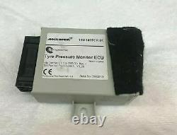 Mclaren Mp4-12c Tyre Pressure Monitor Ecu Oem 11m1437cp. 01 11m1437cp