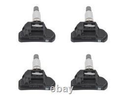 Mercedes Benz Tyre Pressure Monitor Sensors TPMS A0009050030 Set of 4