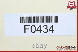 Mercedes W221 S550 CL550 Tire Pressure Monitor Sensor 433.92 MHz Set of 4 OEM