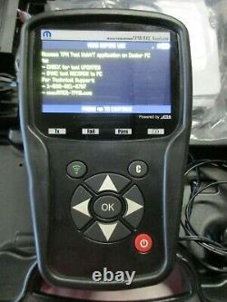 Miller Mopar Tool 2046300080 Tire Pressure Monitor Remote Keyless Entry Analyzer