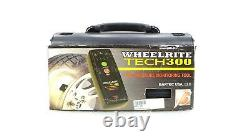 NEW Bartec USA Wheelrite Tech 300 TPMS Tire Pressure Monitoring Tool WRT-300