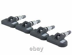 New 4 Tire Pressure Monitors Fits Chevrolet Trailblazer Ss 2wd 4wd Ext 25774006