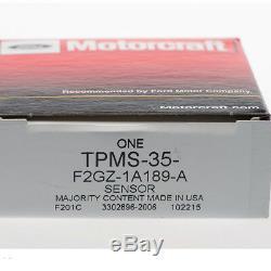 OEM 2015-19 Ford F150 Tire Pressure Valve Stem Monitor Sensors F2GZ-1A189-A (x4)