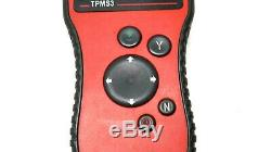 Snap On TPMS3 Diagnostic Tool Tire Pressure Monitor Sensor NEEDS REPAIR
