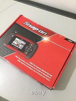 Snap-On TPMS4 Tyre Pressure Sensor System Monitoring Diagnostic Tool Kit