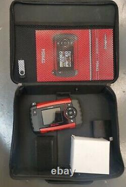Snap on TMPS4 Tire Pressure Sensor Monitoring System Tool Kit