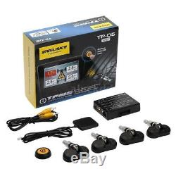 Steelmate TP-05 Tire Pressure Monitoring System TPMS for in-dash A/V H4V2