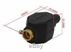 TIRE PRESSURE & TEMPERATURE MONITORING SYSTEM 10 Mixed Sensors (TPMS10MIX)