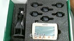 TIRE PRESSURE & TEMPERATURE MONITORING SYSTEM-12 MixSensors+Booster (TPMS12MixB)